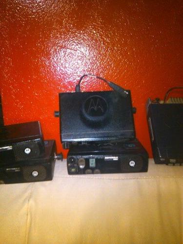 vendo 5 radios base