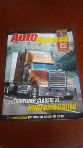 vendo 5 revistas  auto motores y una autos
