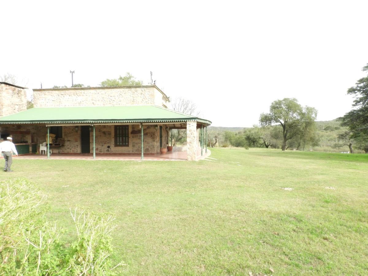 vendo 603 hectáreas ( churqui cañada. cba )