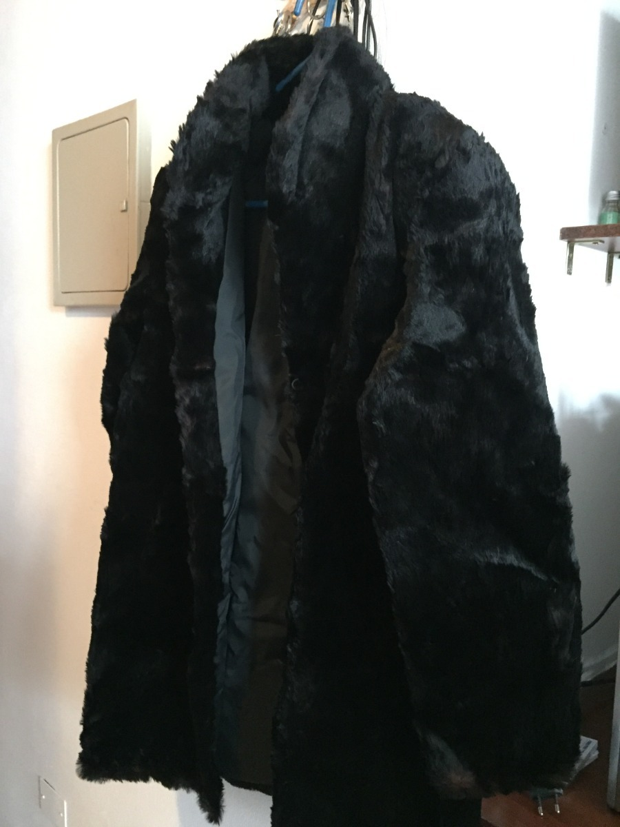 Vendo abrigo de piel de nutria