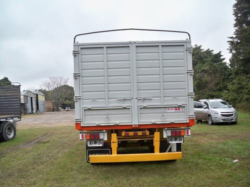 vendo acoplado astivia 2006 todo puertas 9,30 mts