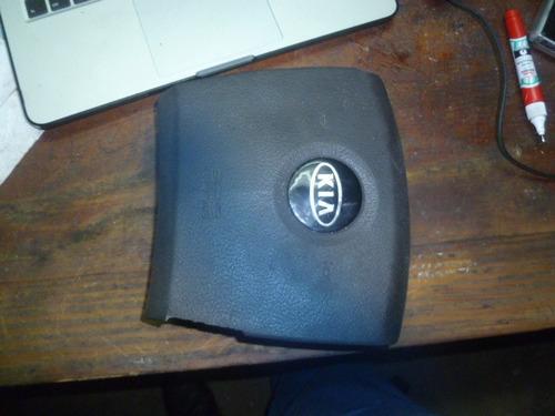 vendo airbag de kia sorento, año 2005, color negro del timón