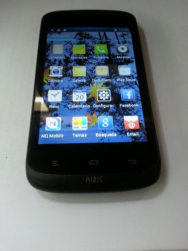 vendo airis tm-400 en perfecto estado
