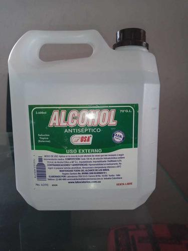 vendo alcohol amuy buen precio protección para todos