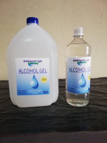 vendo alcohol gel al menor y por mayor