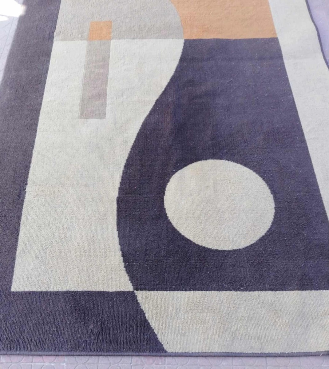 vendo alfombra pelo corto para living o comedor, impecable