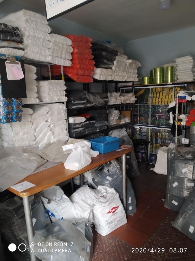 vendo almacén de plásticos , con 6 años de acreditación