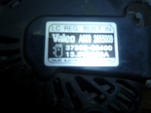 vendo alternador de hyundai santa fe año 2005, gasolina