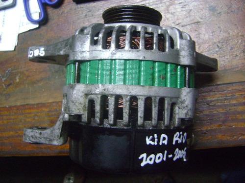 vendo alternador de kia rio del año 2001 al 2005