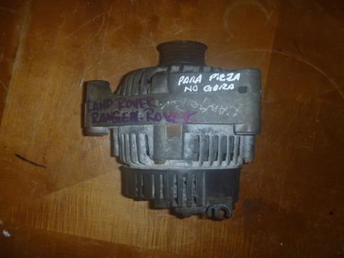 vendo alternador de land rover, modelo range rover, año 1997