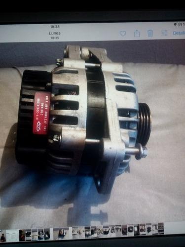 vendo alternador original de chery tiggo 2013. motor 2.0l