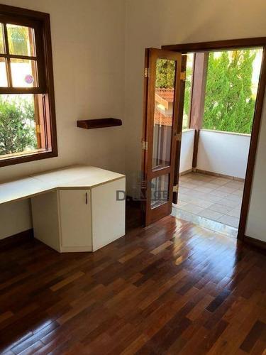 vendo / alugo - casa condomínio reserva colonial - valinhos sp - ca12407