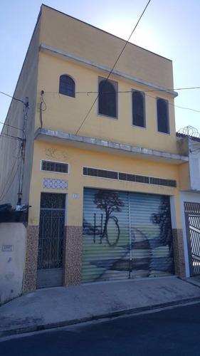 vendo / alugo - galpão vila londrina 250m² - rua tranquila