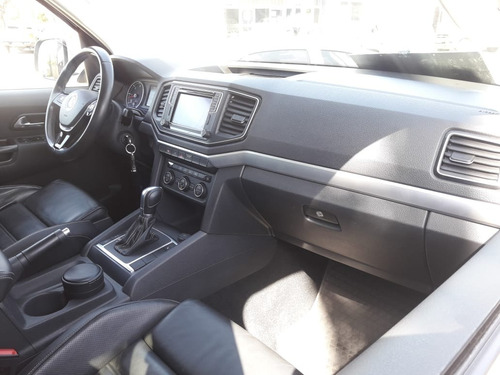 vendo amarok v6 cabina doble 3.0 4x4 transmision automatica
