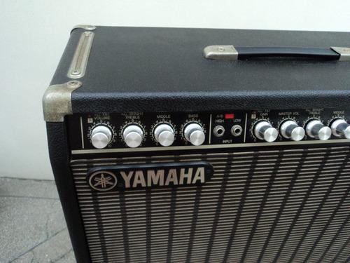 vendo amplificador de guitarra yamaha, solo usado en estudio