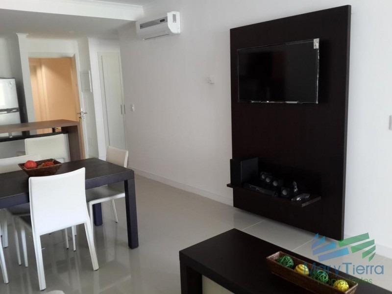 vendo apartamento 1 dormitorio en complejo green park de solanas, punta del este.-ref:624