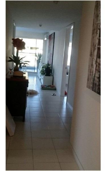 vendo apartamento 3 dormitorios en primera linea brava, punta del este-ref:2739