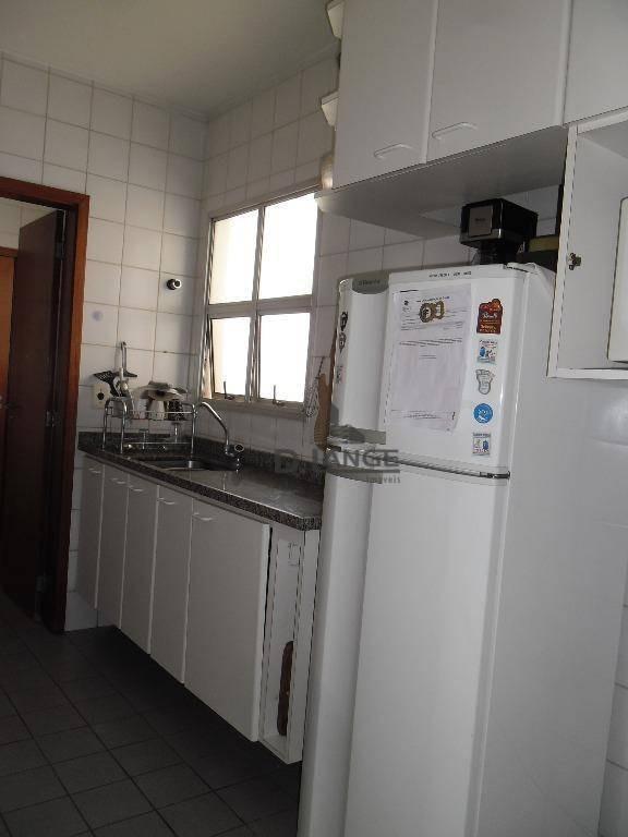 vendo apartamento bonfim ( sesc ) - campinas sp - ap16483