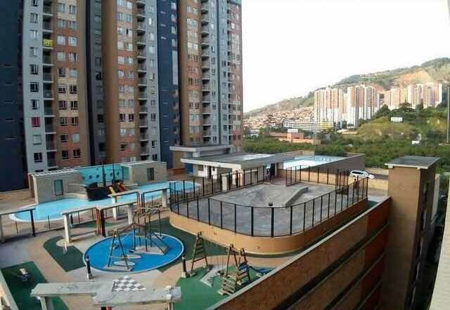 vendo apartamento ciudad central - bello