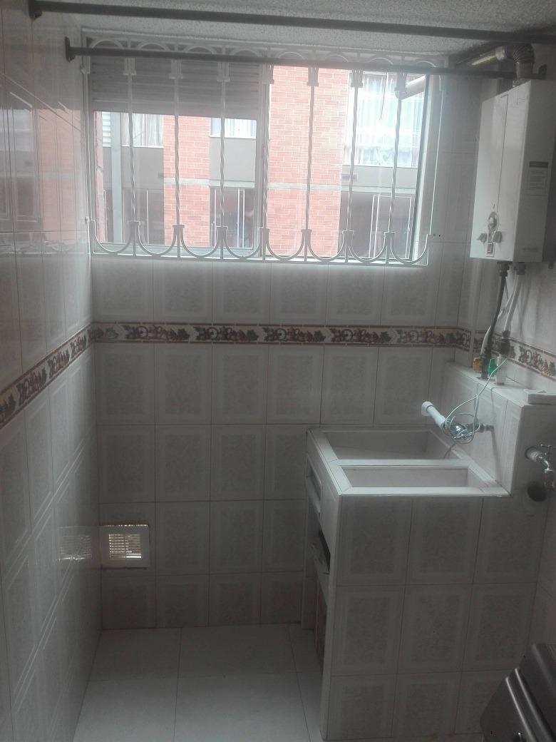 vendo apartamento ciudad tintal 2 etapa 3 segundo piso