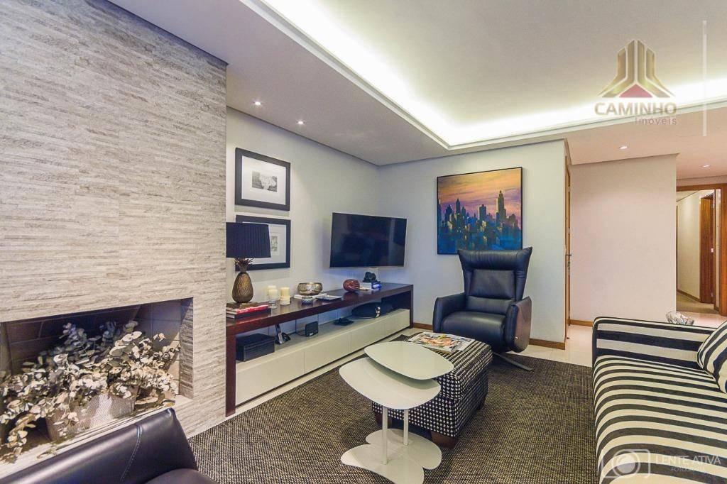 vendo apartamento com três suítes na rua regente em porto alegre. rs - ap3987