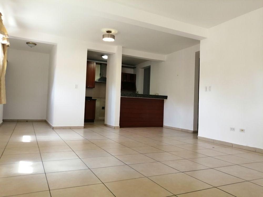 vendo apartamento de primer nivel en san benito