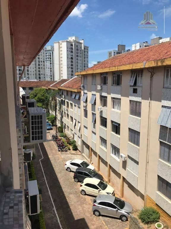 vendo apartamento de três dormitórios, com estacionamento, próximo ao zaffari higienópolis - ap3768