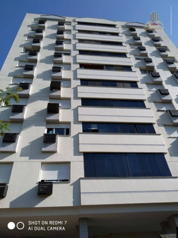 vendo apartamento de três dormitórios, com garagem coberta, próximo a unisinos e colégio província de são pedro - ap3956