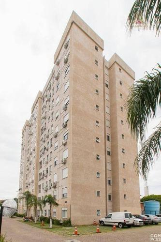 vendo apartamento de três dormitórios, com suíte e garagem. avenida cavalhada em porto alegre - ap3834