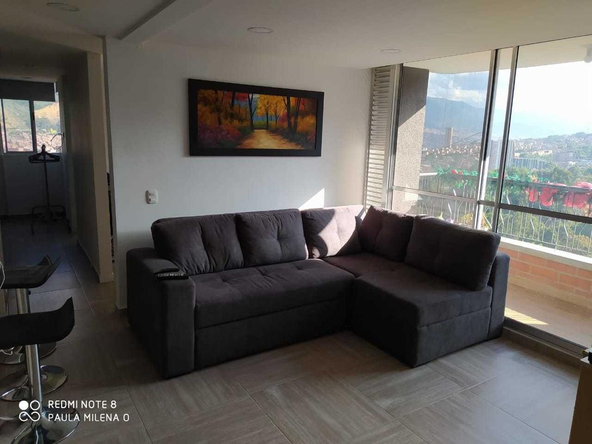 vendo apartamento en bello santa ana