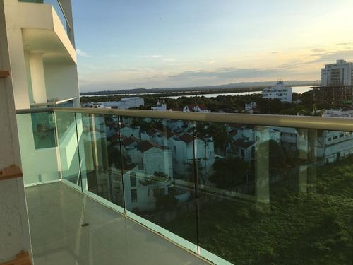 vendo apartamento en cielo mar cartagena