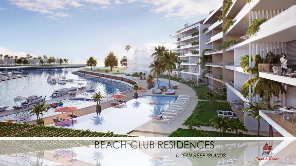 vendo apartamento en ph beach club residence, 19-5636**gg**