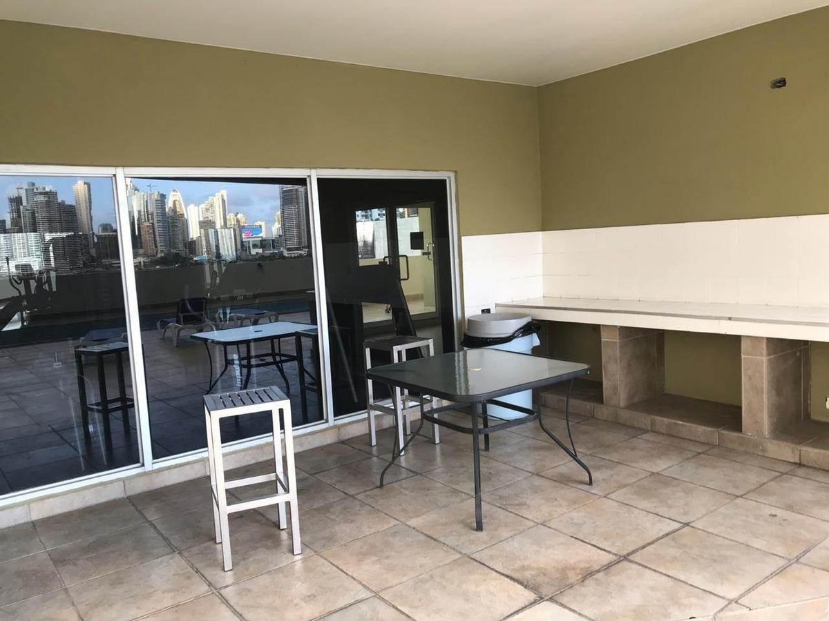 vendo apartamento en ph marina terrace, bellavista 19-4342**