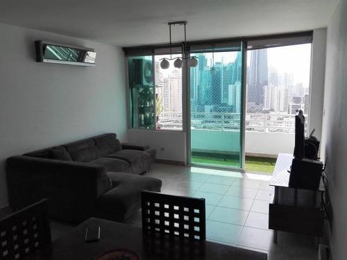 vendo apartamento en ph marquis tower, el cangrejo 19-3903**