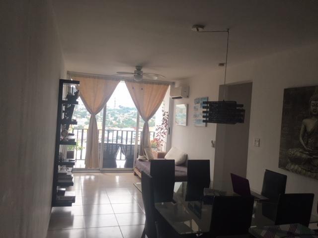 vendo apartamento en ph plaza valencia, vía españa 18-5272**