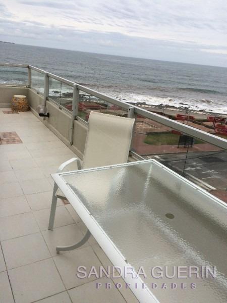 vendo apartamento en punta del este frente al mar- ref: 29749