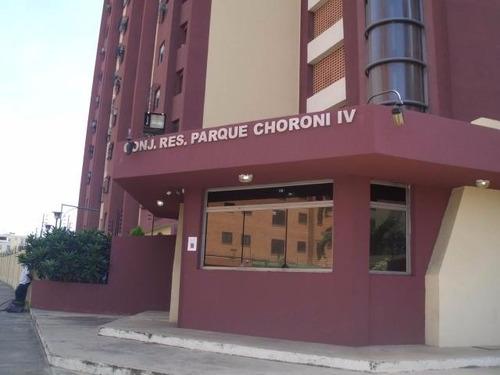 vendo apartamento en res. parque  choroni  cod flex 17-1513