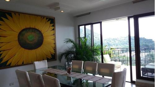 vendo apartamento espectacular en ph amador heights, 17-5907