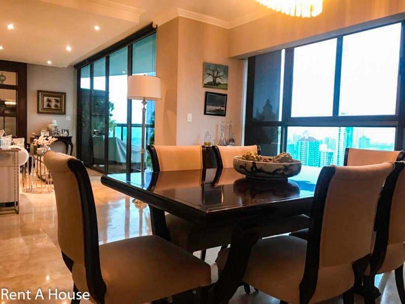 vendo apartamento exclusivo en ph ocean park, punta pacífica