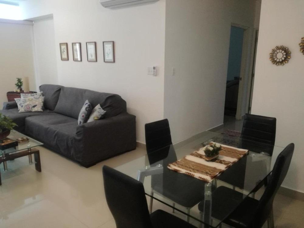 vendo apartamento hermoso amoblado en ph cangrejo bay 203237