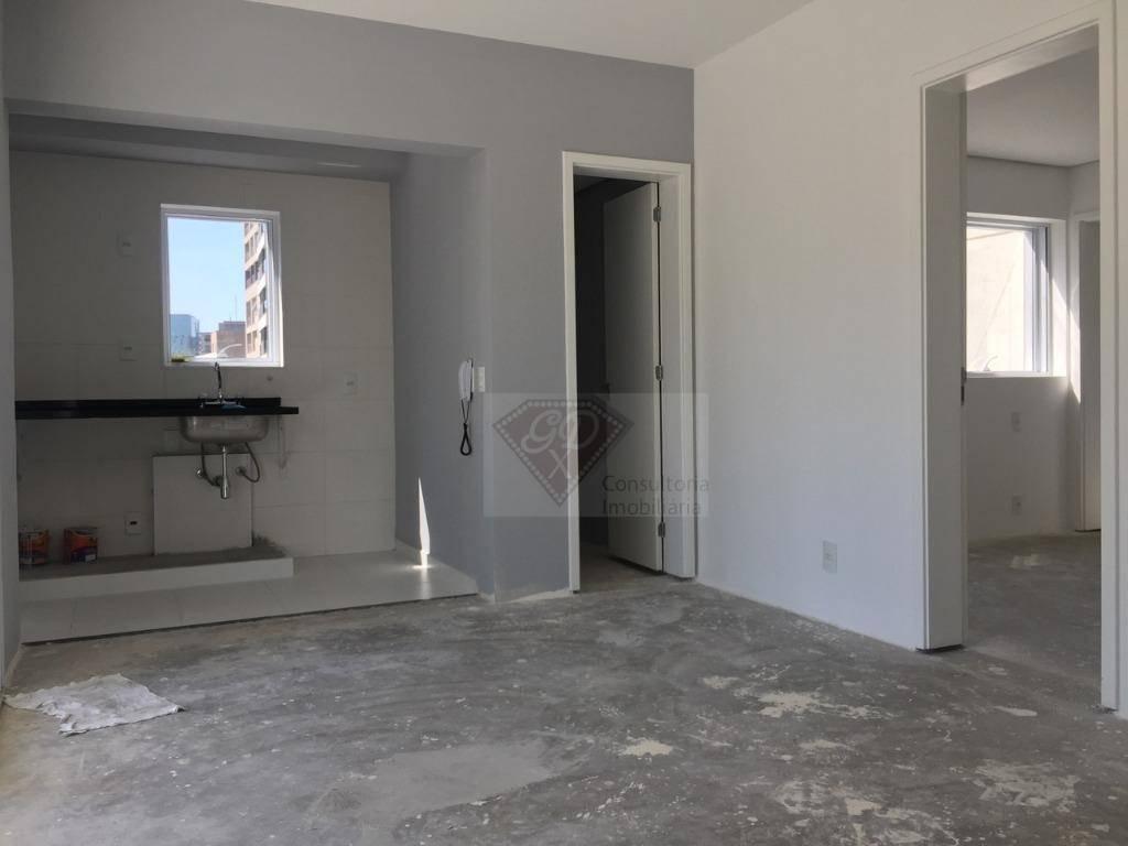 vendo apartamento mario ferraz 1 dormitório 1 vaga itaim bibi - ap14885