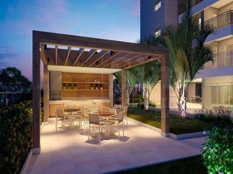 vendo apartamento no edifício domaine botanique . zona sul de ribeirão preto. agende visita. (16) 3235 8388 - ap08737 - 33701410