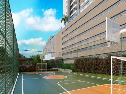 vendo apartamento no edifício domaine botanique . zona sul de ribeirão preto. !!! - ap08952 - 33921364