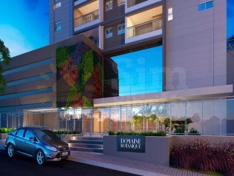 vendo apartamento no edifício domaine botanique . zona sul de ribeirão preto !!! - ap08955 - 33921384