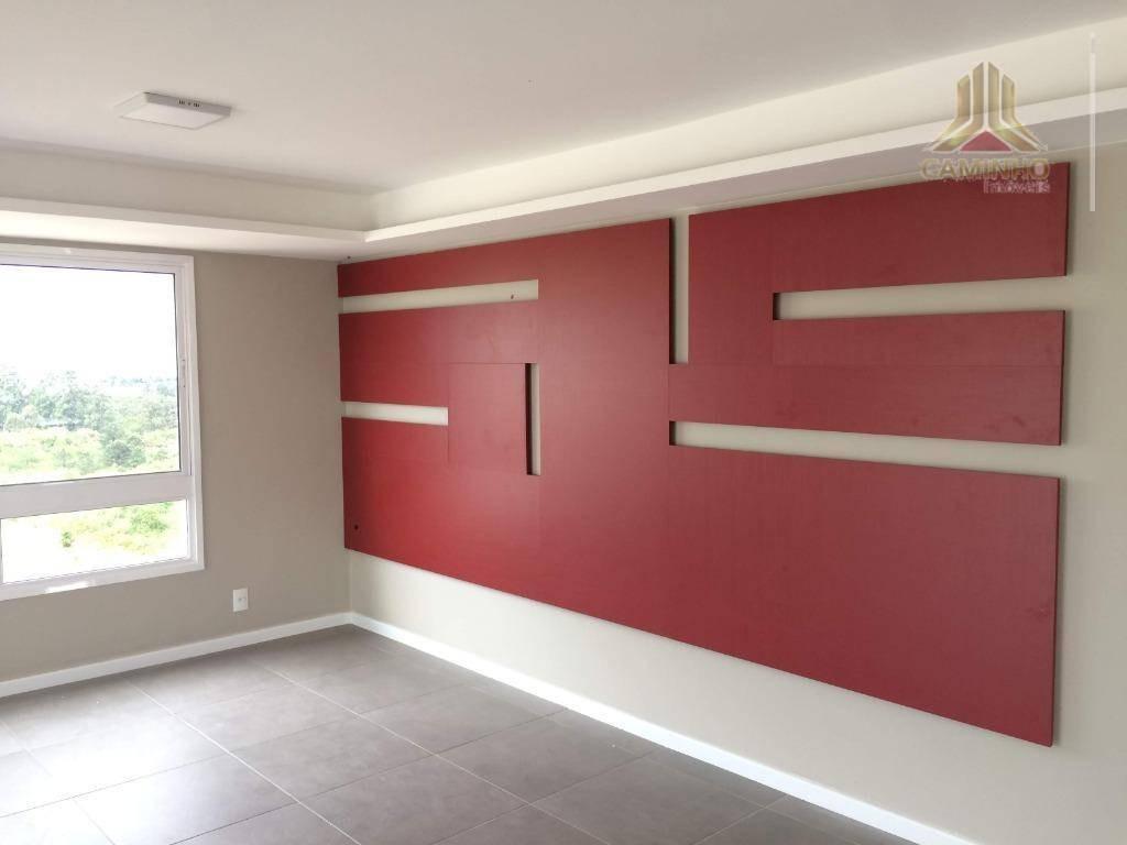 vendo apartamento novo ao lado do parkshopping canoas - ap3736