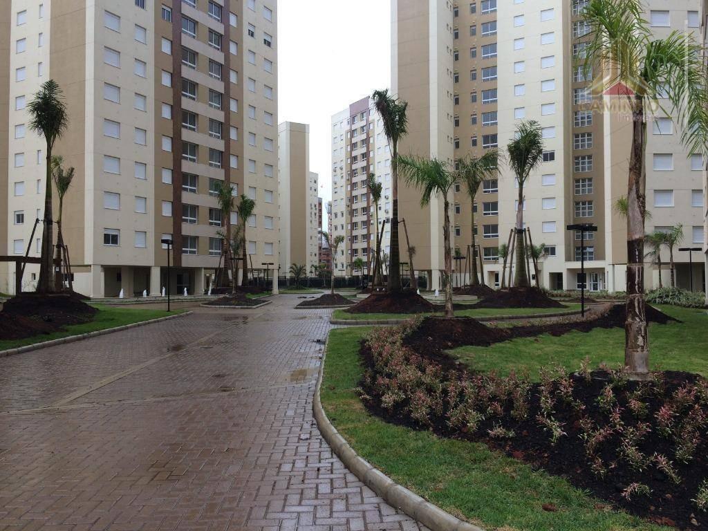 vendo apartamento novo de três dormitórios ao lado parkshopping canoas - ap3737