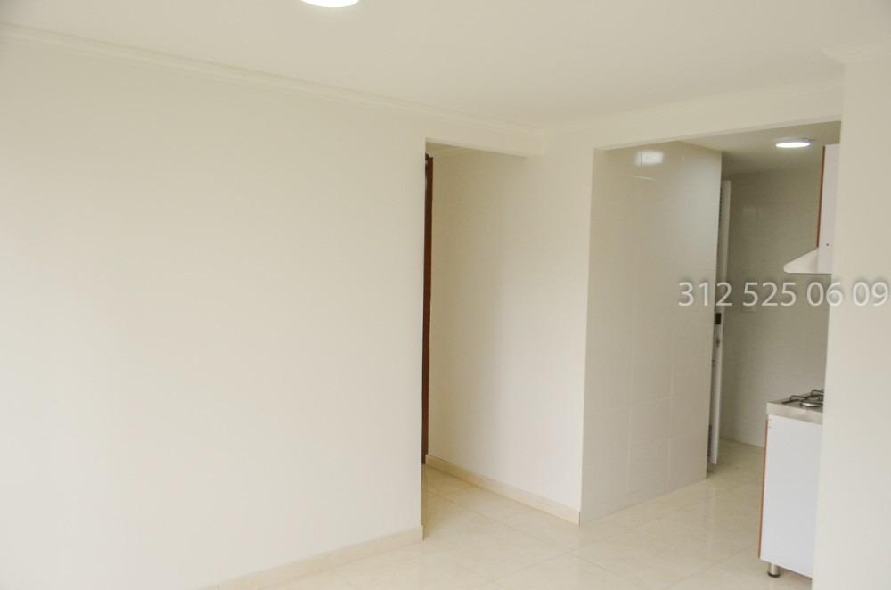 vendo apartamento nuevo gachancipa 51 m2 $ 115 primer piso