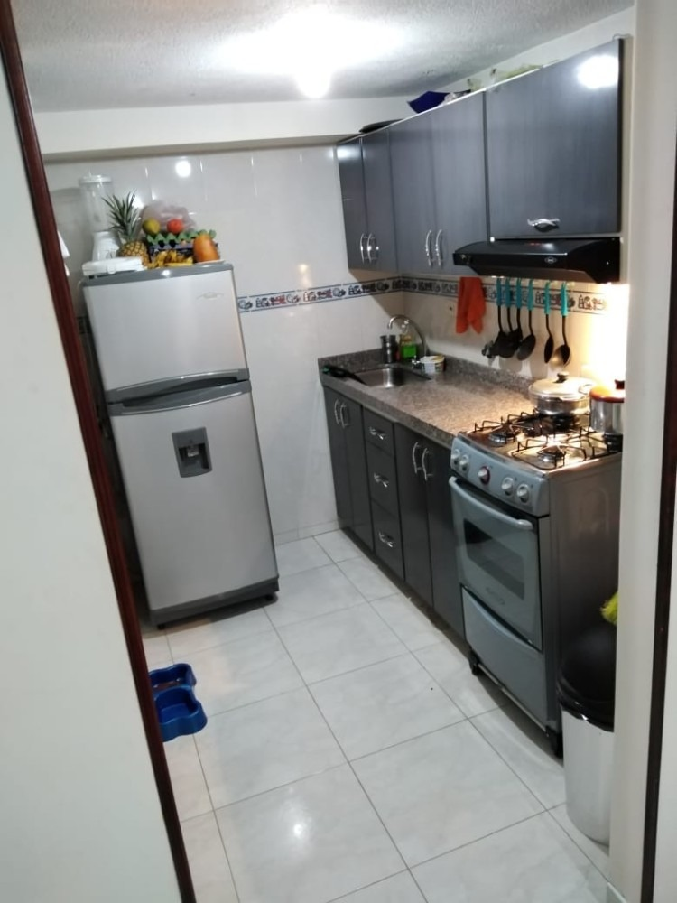 vendo  apartamento , o permuto, en hogares soacha.