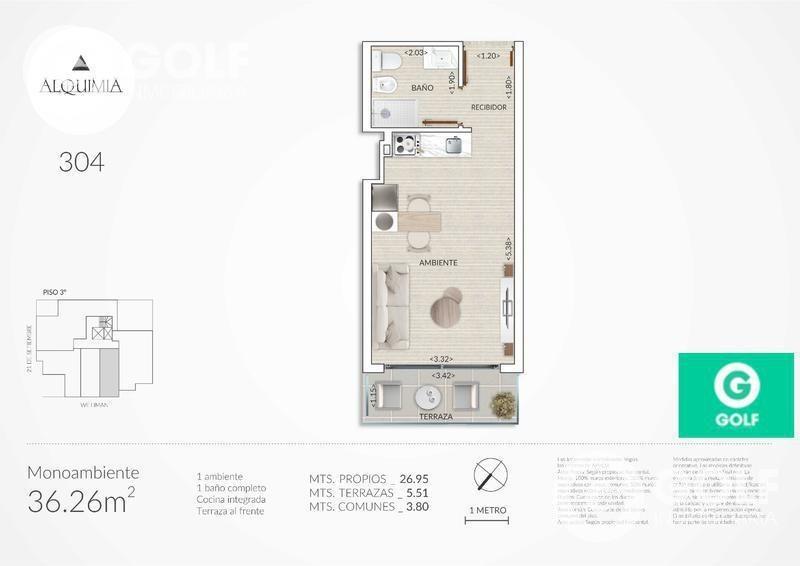 vendo apartamento penthouse de 2 dormitorios con 2 garajes, en construcción, punta carretas