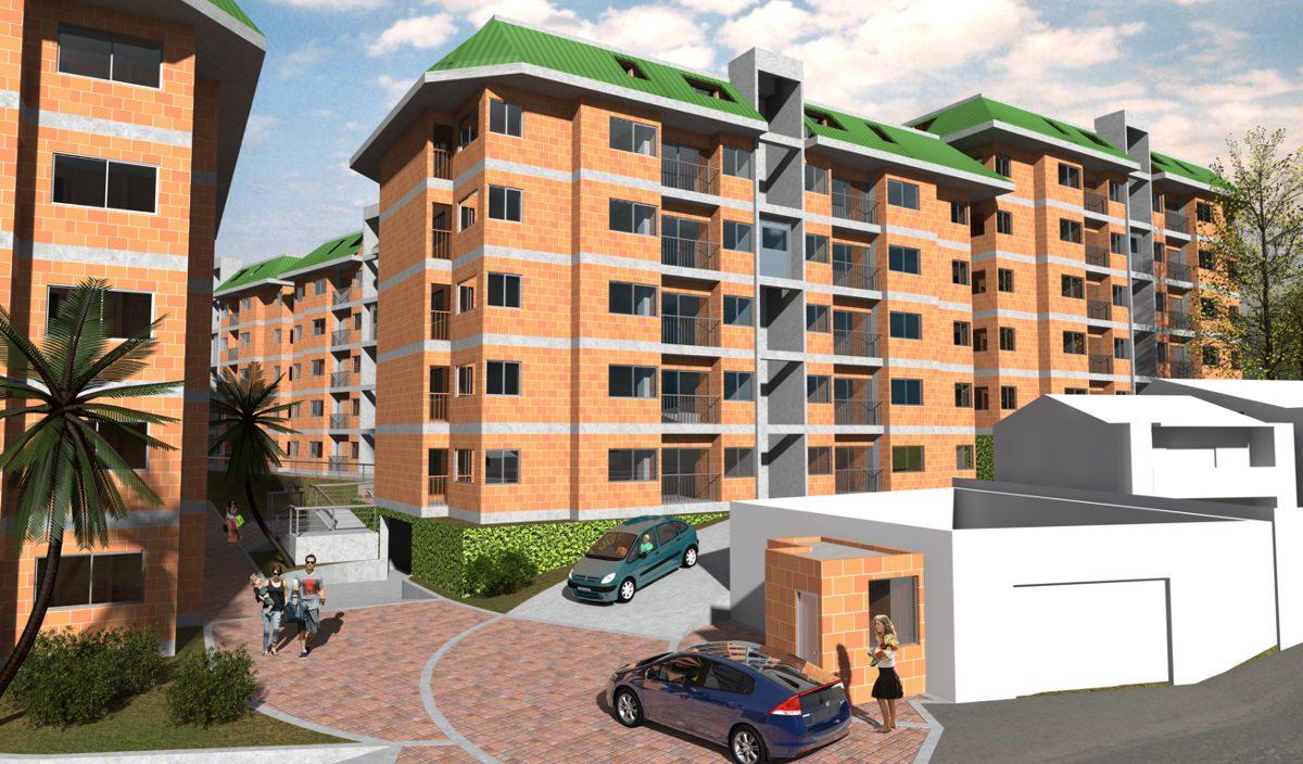 vendo apartamentos en la mesa cundinamarca, proyecto nuevo